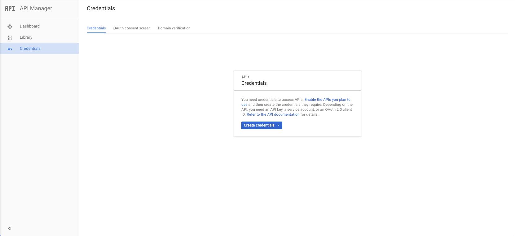Art Calendar - Using Google Calendar API